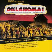 Oklahoma! original recording of selections from the show.