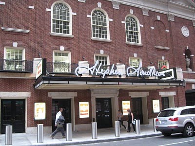 To honor the composer/lyricist's 80th birthday, the Henry Miller's Theatre was renamed the Stephen Sondheim in 2010.