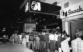 Studio 54 was a happening place in the '70s and '80s.