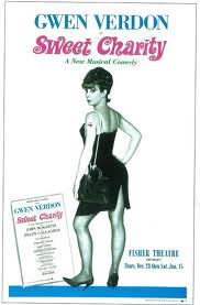 Gwen Verdon as Charity.