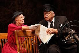Vanessa Redgrave Driving Miss Daisy with James Earl Jones