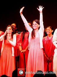Sutton Foster comes to Broadway in Violet.