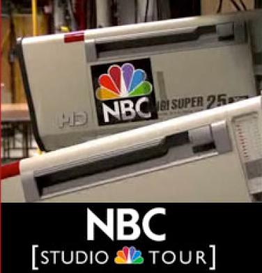 NBC Studio Tours 2