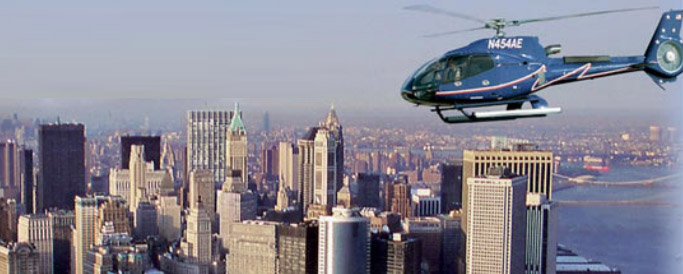 Liberty Helicopter Sightseeing Tours
