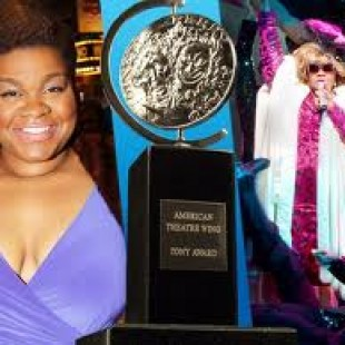 Ghost The Musical Tony Nominee Da'Vine Joy Randolph