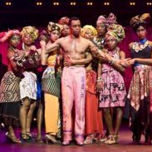 Broadway Sees FELA! Return