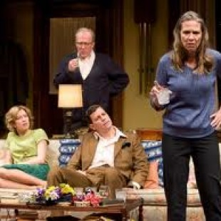 Albee Broadway Bound with Who's Afraid of Virginia Woolf?