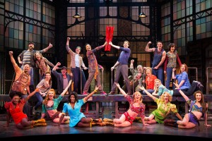 01 The Cast of Kinky Boots_photo credit Matthew Murphy
