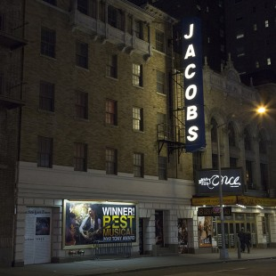 The Bernard B. Jacobs Theatre