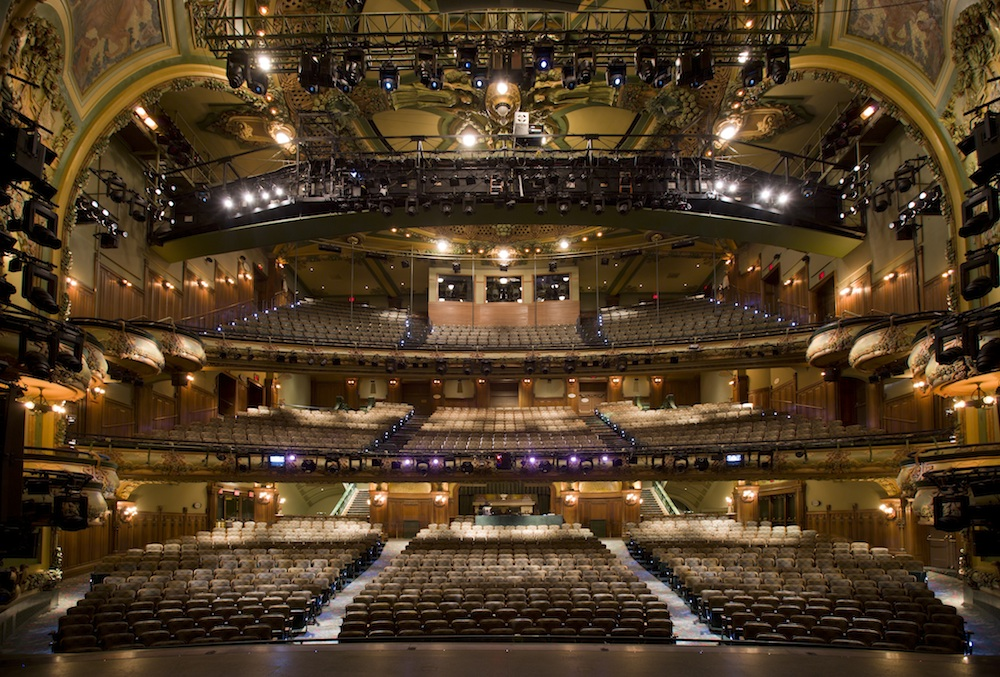 the new amsterdam theatre all tickets inc