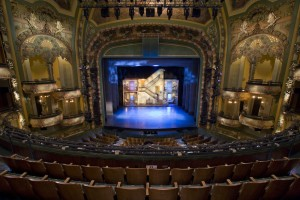 December 13, 2011: New Amsterdam Theatre tour and architectural details.