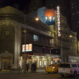 The Gerald Schoenfeld Theatre