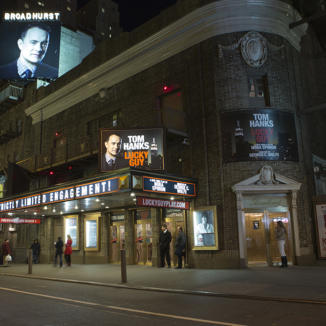 The broadhurst theatre all tickets inc for Motor vehicle ny pay tickets
