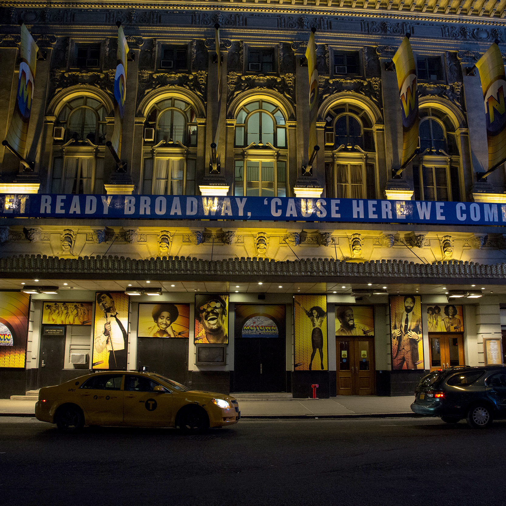 The Lunt-Fontanne Theatre | All Tickets Inc.