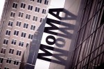 MOMA Museum New York banner