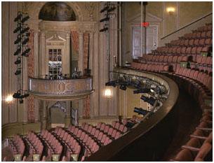 The Music Box Theatre All Tickets Inc