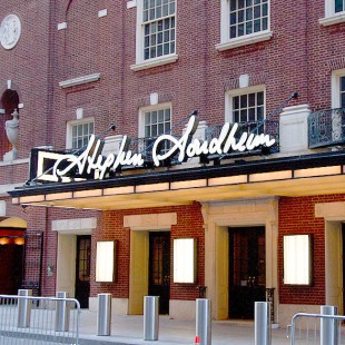 The Stephen Sondheim Theatre