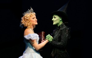 Wicked has a very long title.