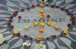 Lennon Memoral Central Park