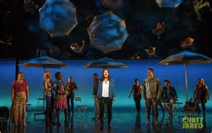 Idina Menzel stars in If/Then.