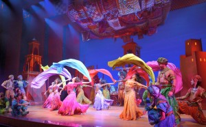 Group discounts Aladdin on Broadway