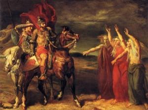 Macbeth ritual