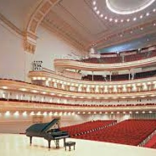 Carnegie Hall Tours