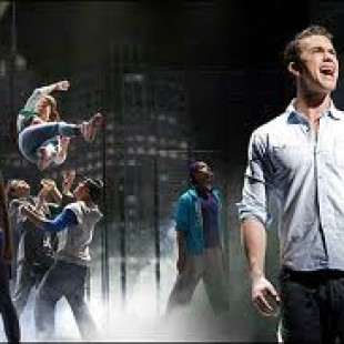 Meet Ghost The Musical Star Richard Fleeshman