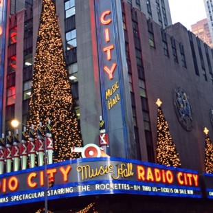 Radio City Music Hall Stage Door Tours