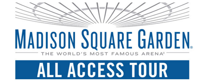madison square garden all access tour all tickets inc