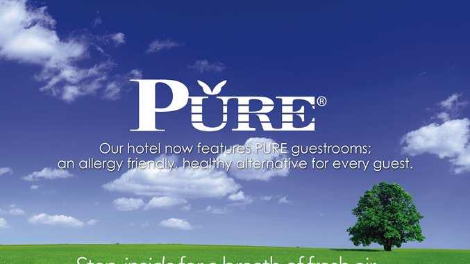 PURE® Guest Suites