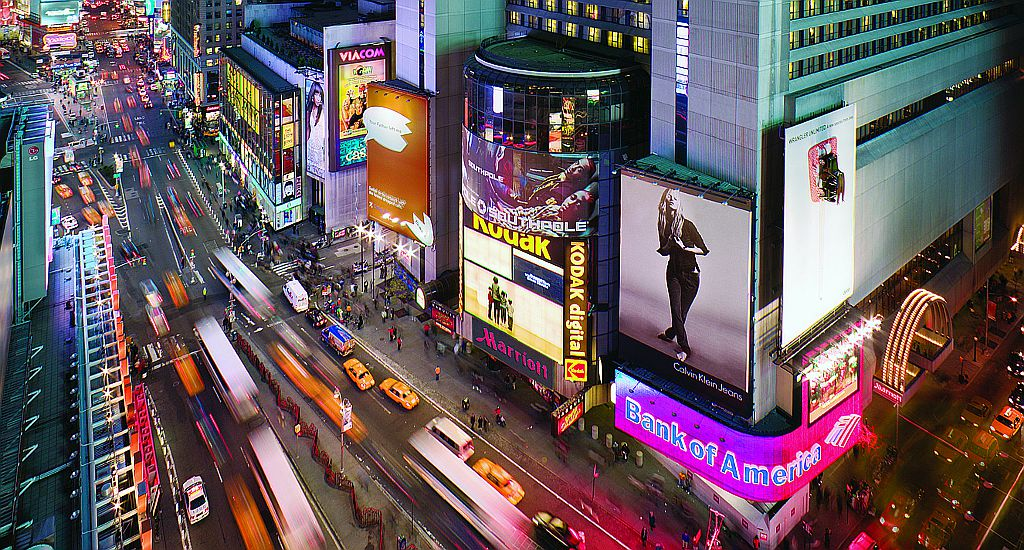 Marriott Marquis – Times Square 01