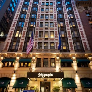 The Algonquin Hotel Times Square