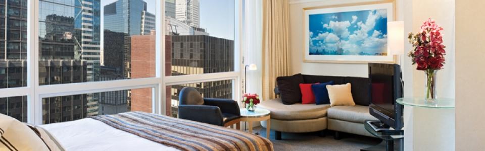 Millennium Broadway Room Image