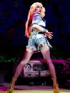Harris in Hedwig and the Angry Inch.