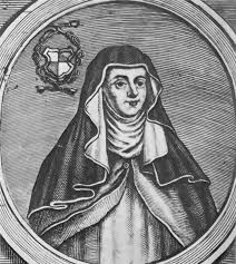 The first female playwright was a nun.
