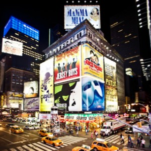 Group discounts for Broadway and New York experiences