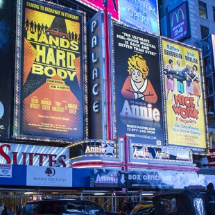 Marketing a Broadway Show