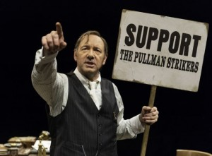 Spacey as Clarence Darrow.