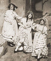 1920s Pirates of Penzance.