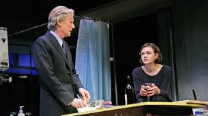 Mulligan and Nighy in Skylight.