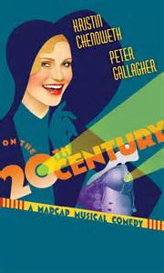 On the Twentieth Century  musical group tickets broadway
