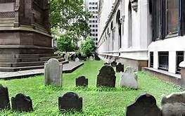 Enjoy whistling through the graveyard when you take the Wall Street tour.