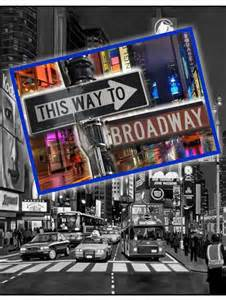 We'll help you find your way around Broadway and NYC.