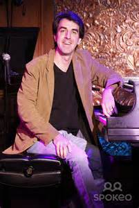 Composer and lyricist Jason Patrick Brown.