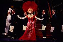 Carol Channing as Dolly.