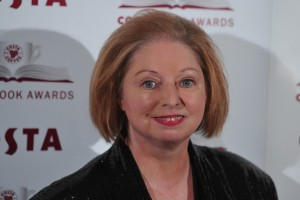 English author Hilary Mantel