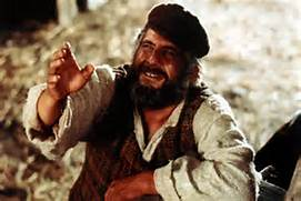 Topol was a hit on the big screen as Tevye.