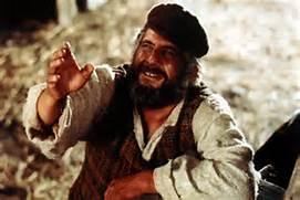 Topol was a hit on the big screen as Tevye.