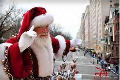 Santa is a major part of America's Holiday Season.